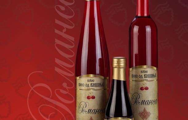 Воћно вино од вишње